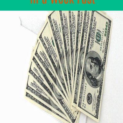 14 ways to make $200 in a week fast