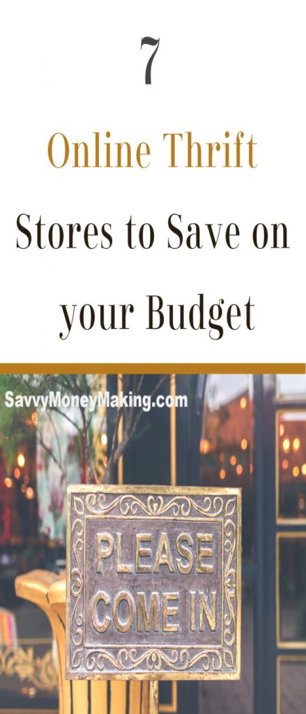 7 Best Online Thrift Stores To Buy Home Decorations On A Budget Savvy Money Making