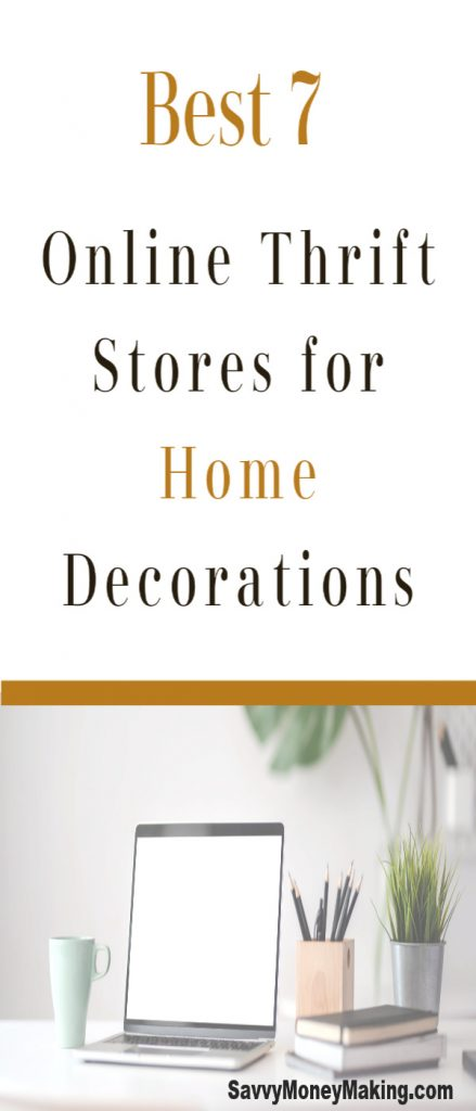 7 best online thrift stores for home decorations