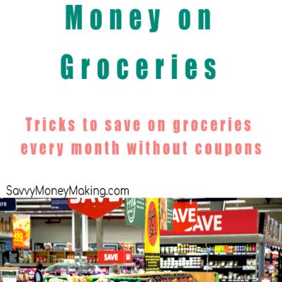11 ways to save money on groceries