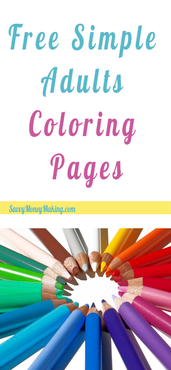 free adult coloring pages printable  »  7 Photo »  Amazing..!
