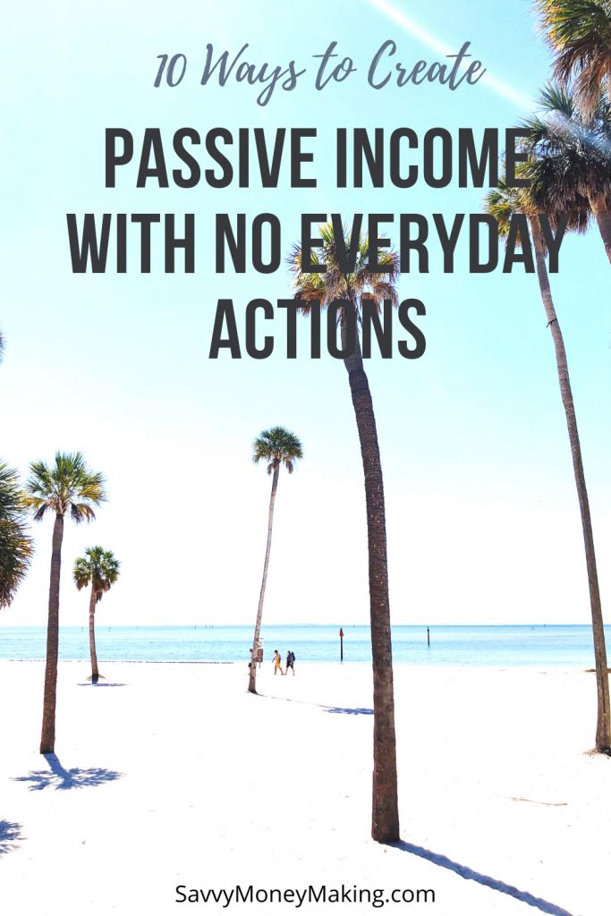 #passiveincome #passiveincomeforinvestors