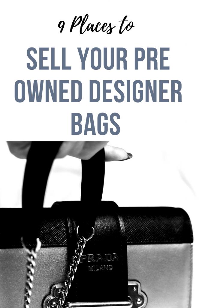 #useddesignerbags #sellpreowenddesignerbags