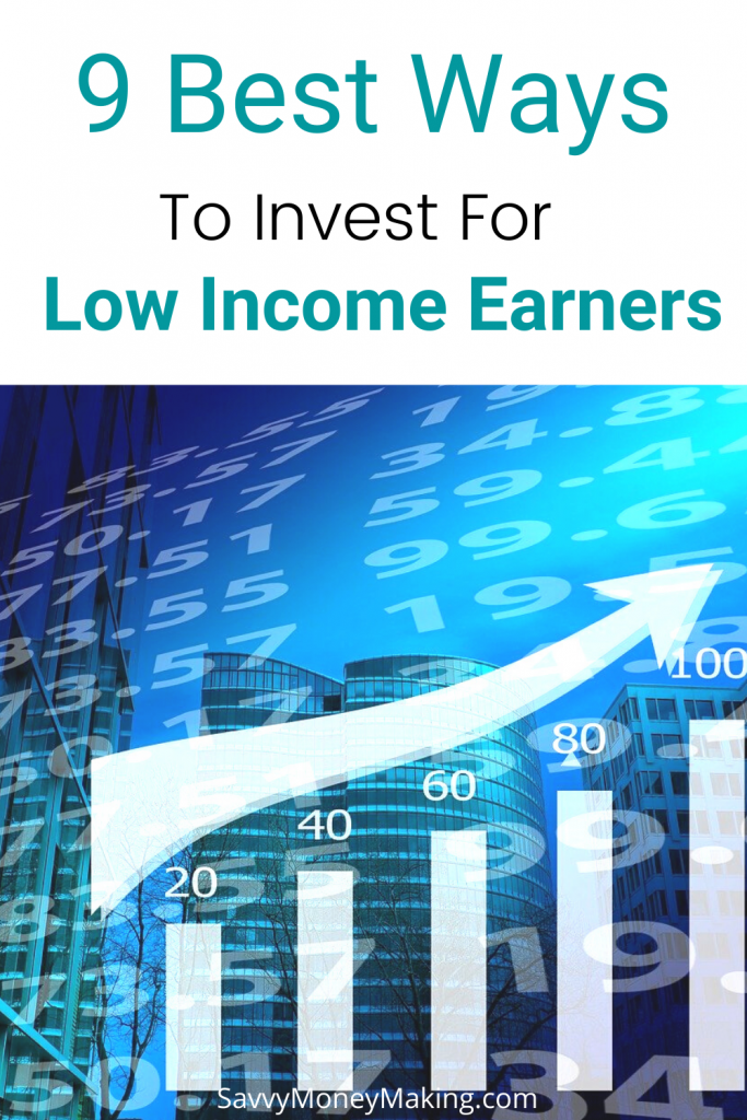 Investing for low income earners